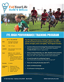 FYL High Performance Training